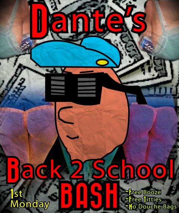 Dantesbacktoschoolbash